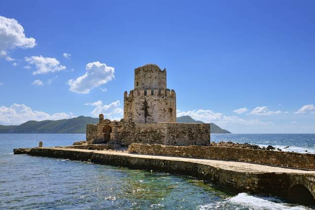 Methoni (64km)