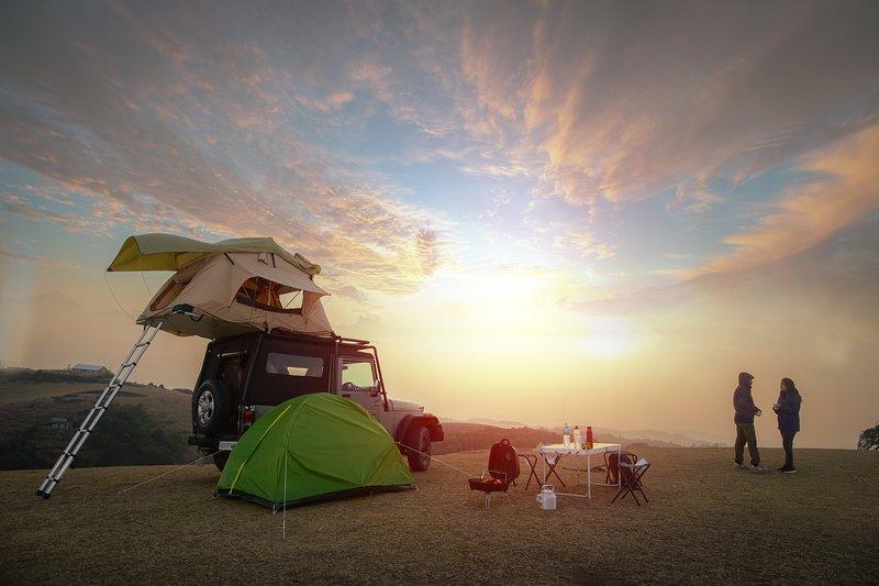 Camping anywhere, alquiler vacacional en East Khasi Hills District