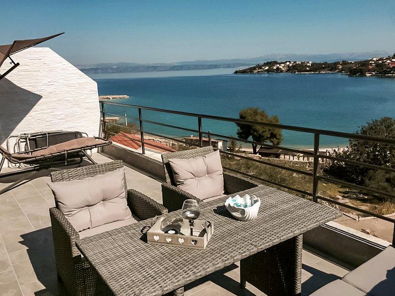 Apartment Nikolea – Beach Island Getaway, vacation rental in Necujam