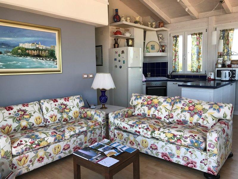 Dreaming Penthouse, location de vacances à Coppitella