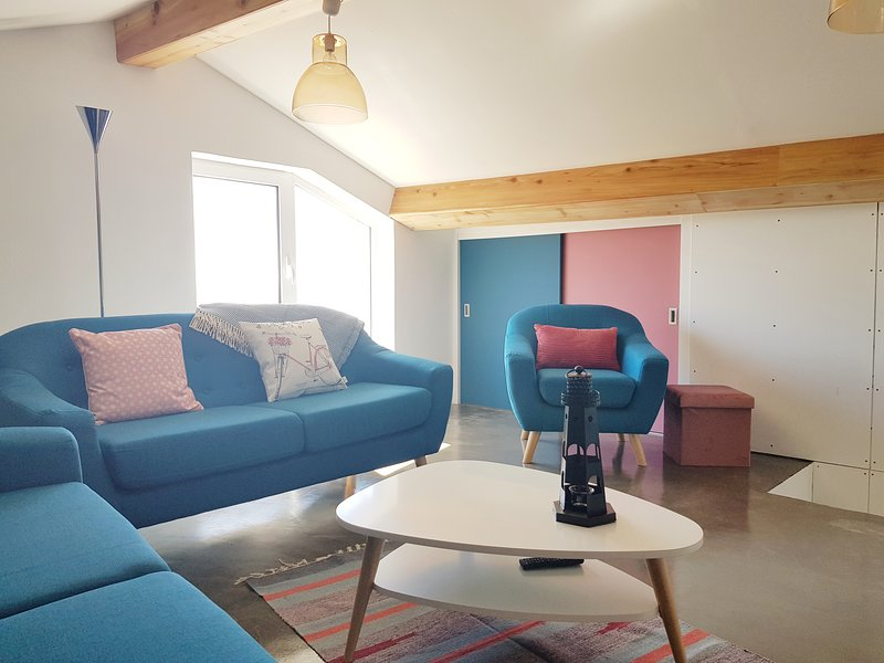Pink'nBlue House, vacation rental in Agua de Pau