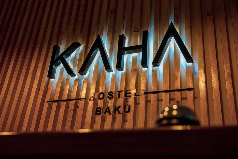 KAHA Hostel & Hotel, vakantiewoning in Bakoe