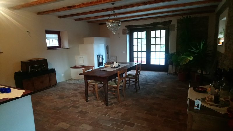 House in Cividale del Friuli, vacation rental in Stregna