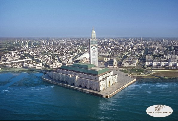 Nice apartment with sea view & Wifi, holiday rental in Casablanca