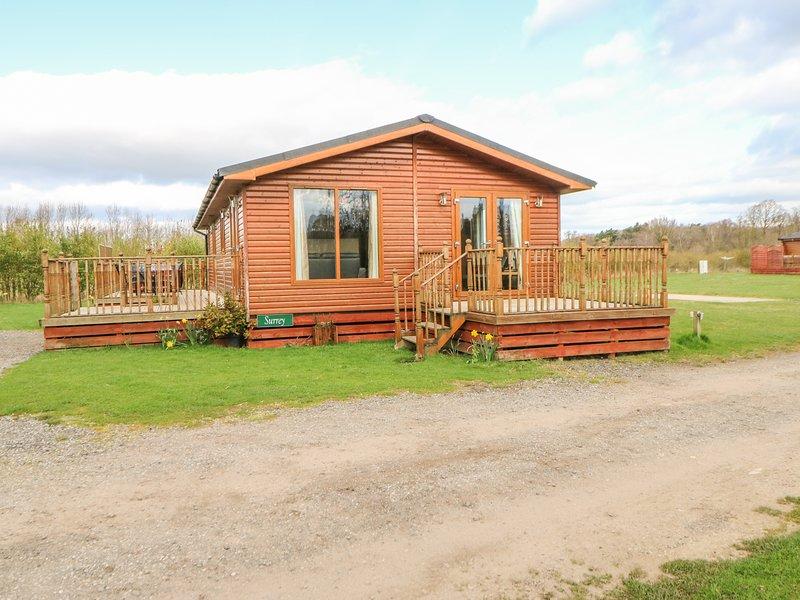Surrey Lodge, Kiplin, vacation rental in Hurworth-on-Tees