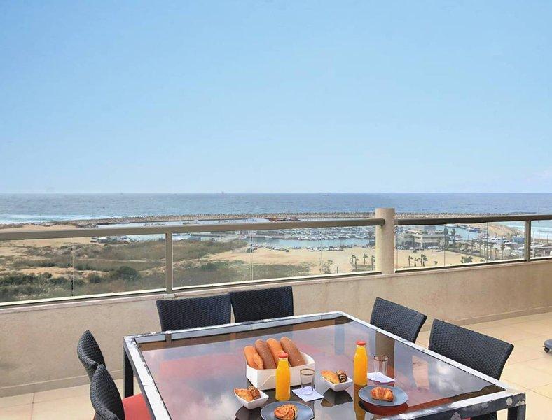 Luxury Marina Penthouse, holiday rental in Ashdod