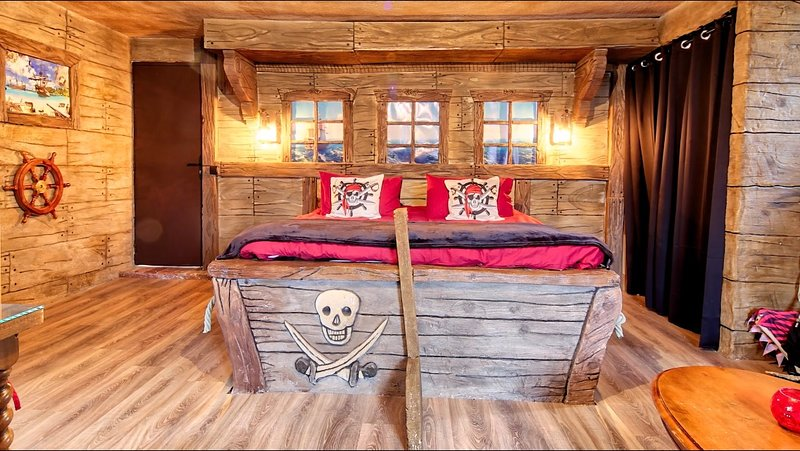 unusual pirate stay