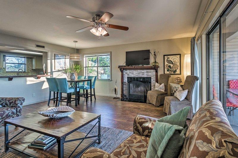 Sprid ut och slappna av över 1100 kvadratmeter orörd vardagsrum!