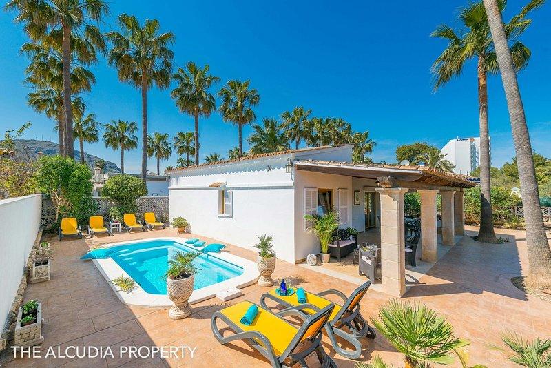 VILLA CLAUDINE, vacation rental in Alcudia
