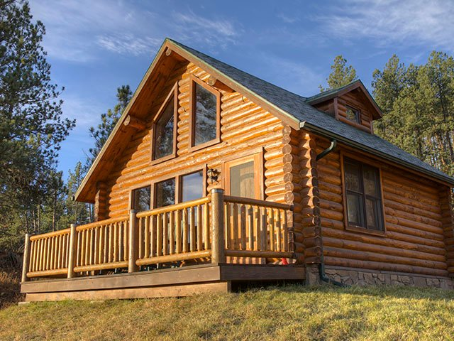 Meadow Song Cabin - Newton Fork Ranch, holiday rental in Hill City