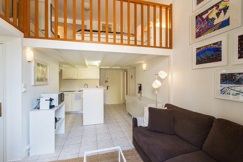 Duplex apartment of 45 m2