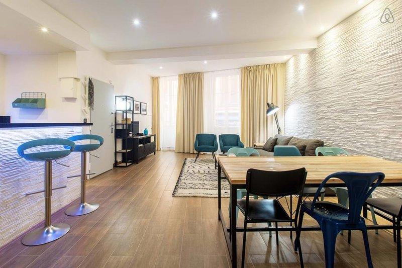 Apartamento en el casco antiguo de Niza