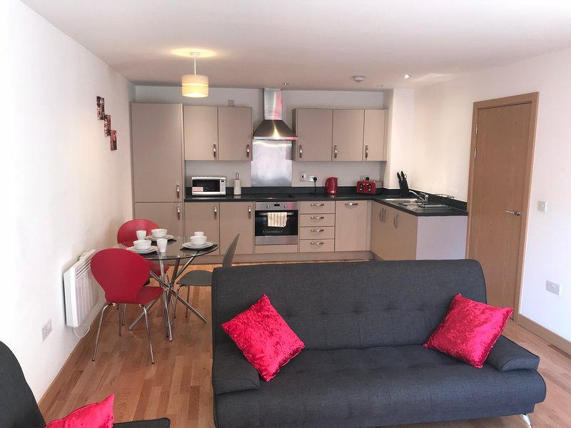 Jo Cherrydown Apartment, Ferienwohnung in Basildon