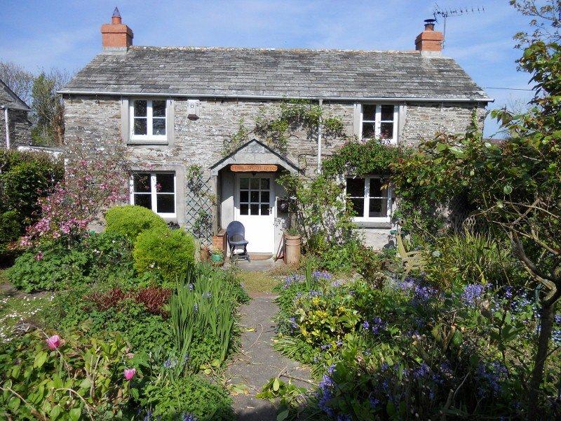 Harlyn Cottage, Ferienwohnung in Harlyn