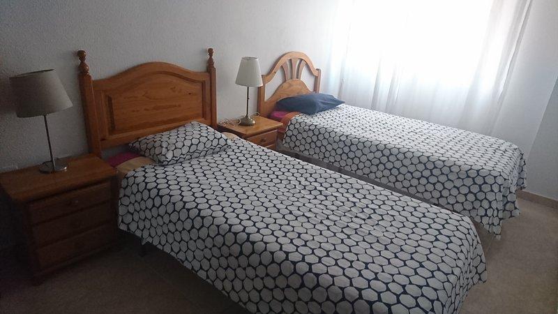 Estupendo apartamento en Murcia. El Carmen, vacation rental in Las Torres de Cotillas