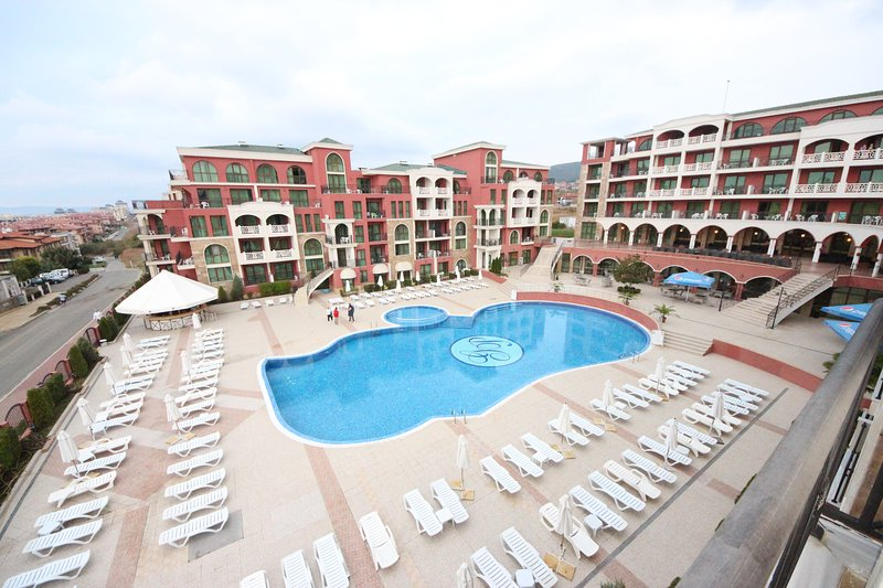 St George C118 - Family 1 bedroom apartment with balcony, holiday rental in Sveti Vlas