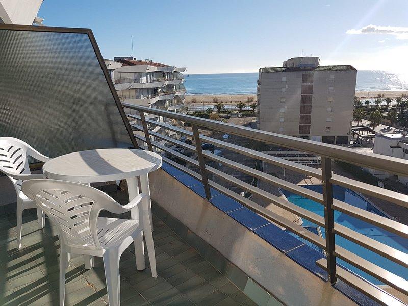 Agencia Garganta - Apartamento en Complejo Rocamaura, location de vacances à L'Estartit