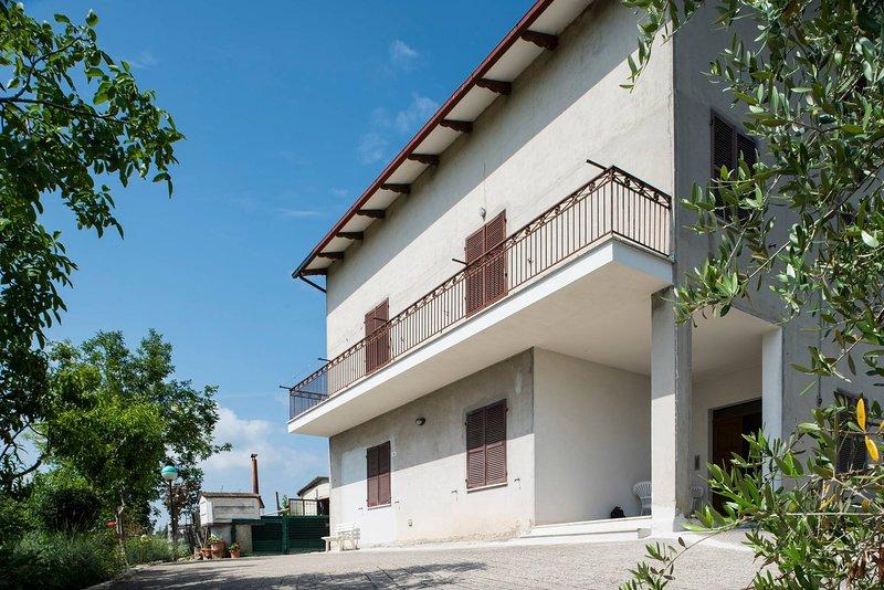 La Casa De Fascia 2, location de vacances à Francavilla d'Ete