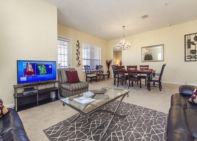 Vista Cay Luxury Condo 3 bed/2 bath (#3030), vacation rental in Orlando