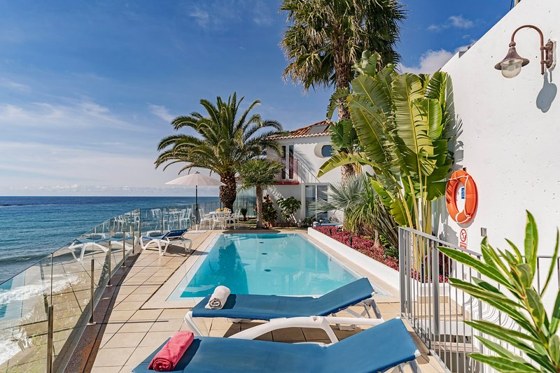Superb Villa in a Stunning, Private, Peaceful Location | Villa Do Mar II, location de vacances à Calheta