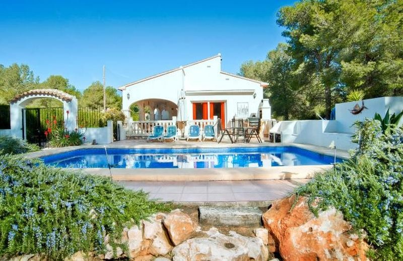 Villa Passarell, alquiler de vacaciones en La Granadella