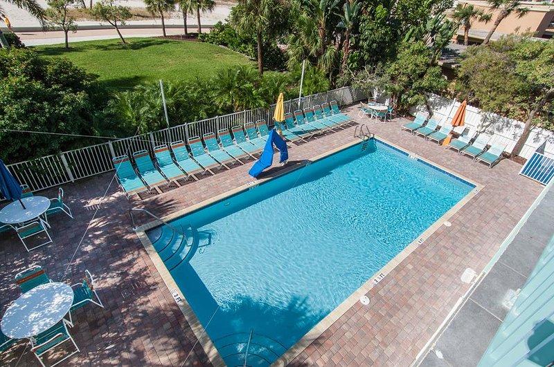 South Beach Resort Pool