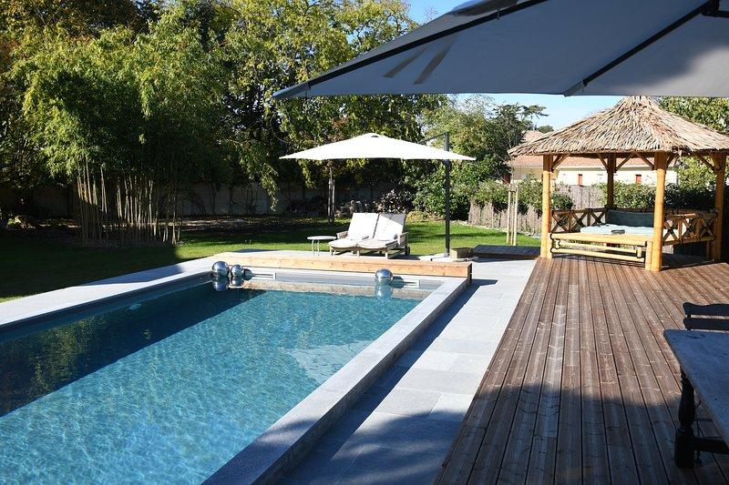 LOFT DES OLIVIERS, vacation rental in Beautiran