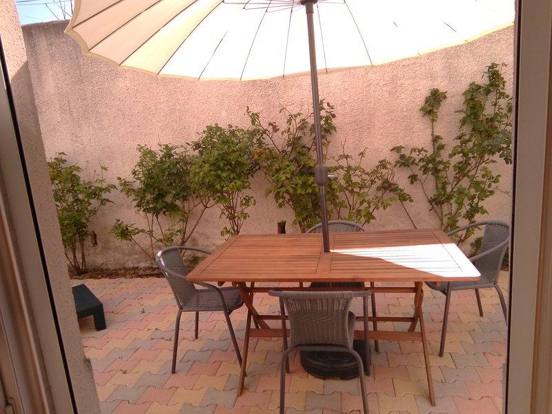 Nice house with garden & terrace, aluguéis de temporada em Plan De Cuques