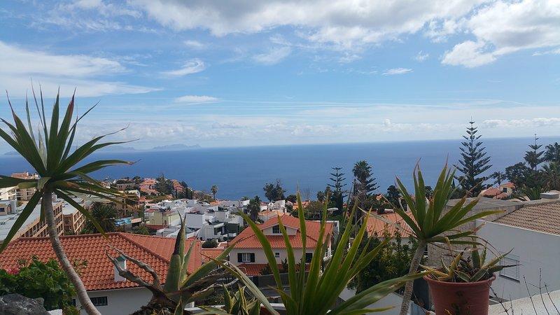 VISTA GARAJAU Apartment, vacation rental in Canico