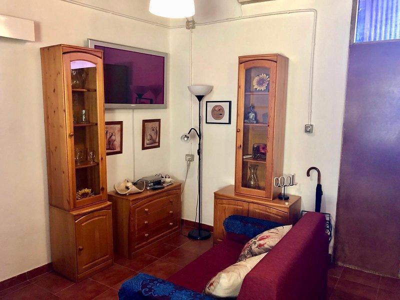 LA CUADRA FINCA EL CALABRES, holiday rental in El Burrero
