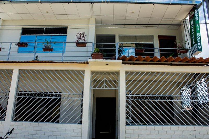 SHICA SHICA HOSTEL, aluguéis de temporada em Sauce