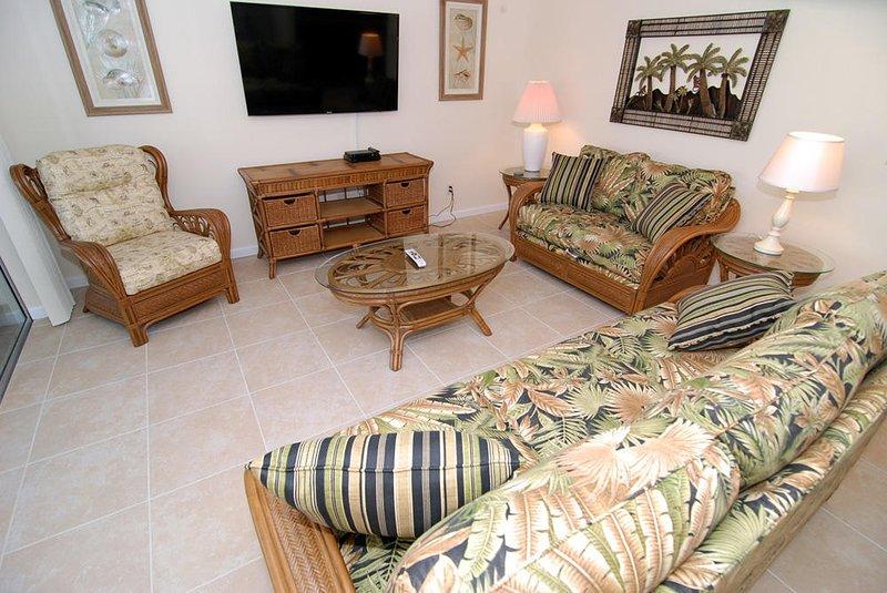 Sanibel Siesta on the Beach unit 506, holiday rental in Sanibel Island