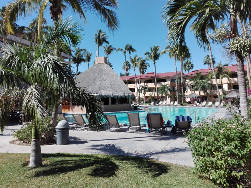 Best pool and gardens in Cabo