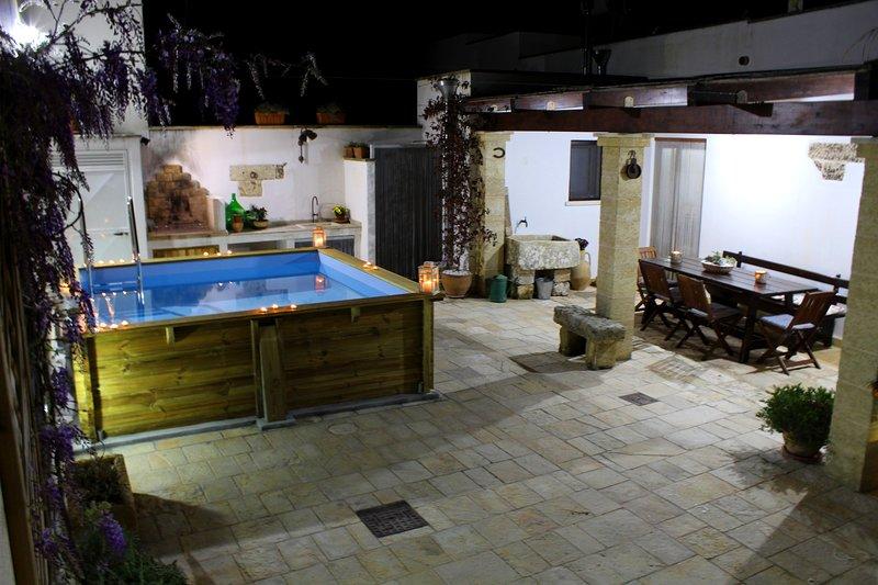La Casetta di Ciccio, casa vacanza a Gagliano del Capo