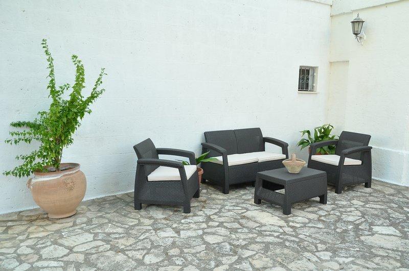 Masseria Triglie - Volte, vacation rental in Massafra