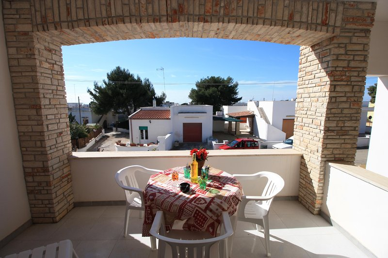 Sax House - Marina Di Mancaversa, vacation rental in Taviano