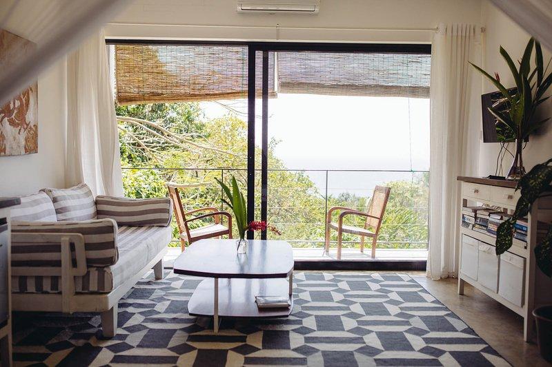 Unakanda Upper Garden Suite, aluguéis de temporada em Unawatuna