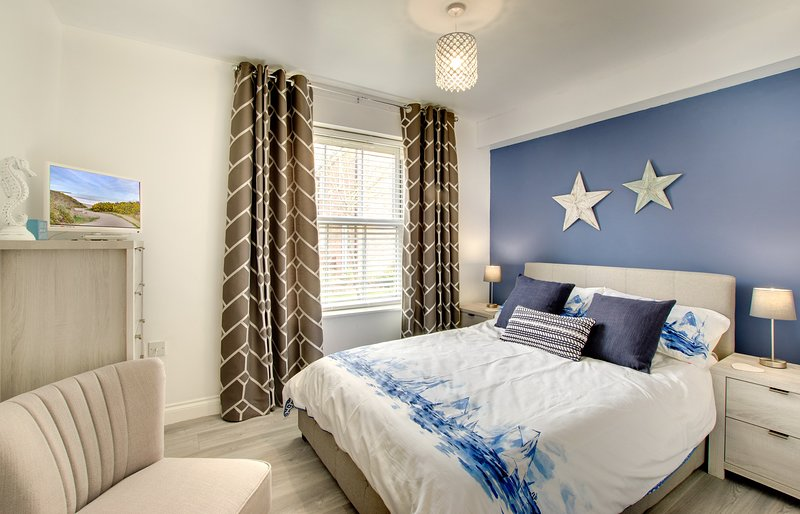 The Seahorse Apartment at The Bay Filey, Sleeps 4, Dog Friendly, Free WIFI – semesterbostad i Hunmanby
