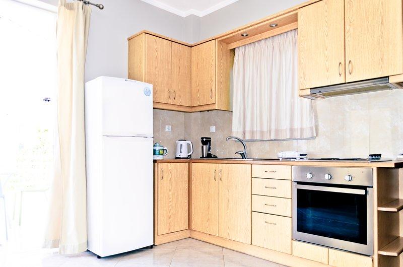 Barbara apartments 1, holiday rental in Kato Daratso