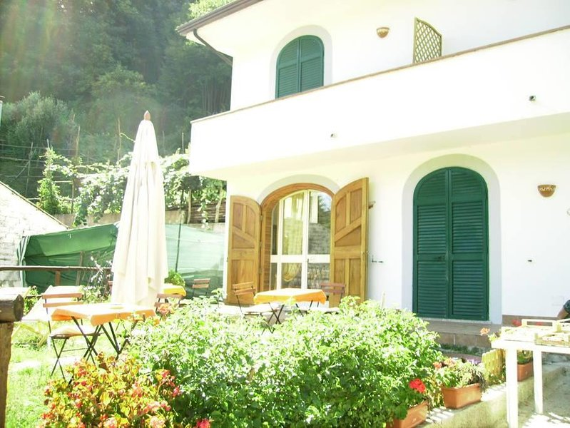 Amazing house with garden & Wifi, vacation rental in Corbara