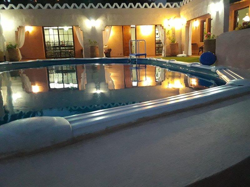 Villa KALFAJAR, holiday rental in Llano del Moro