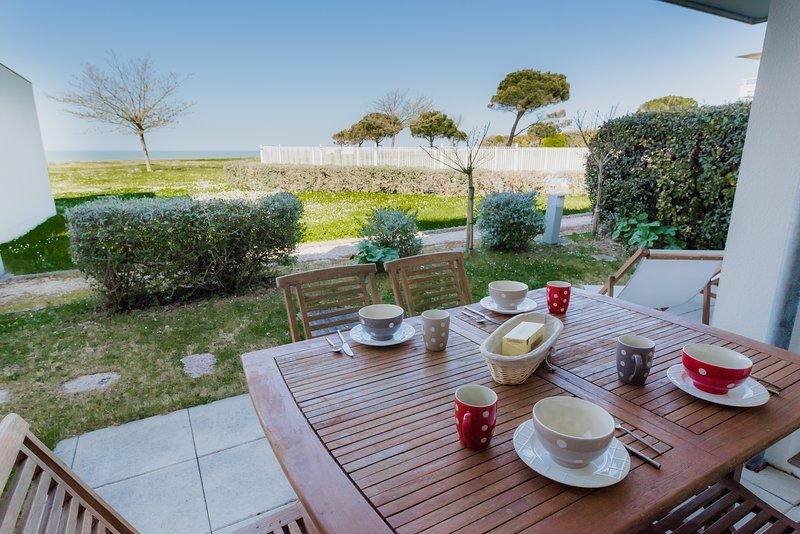 Exceptionnel- Appartement T3 vue mer dans une résidence de standing, vacation rental in Chatelaillon-Plage
