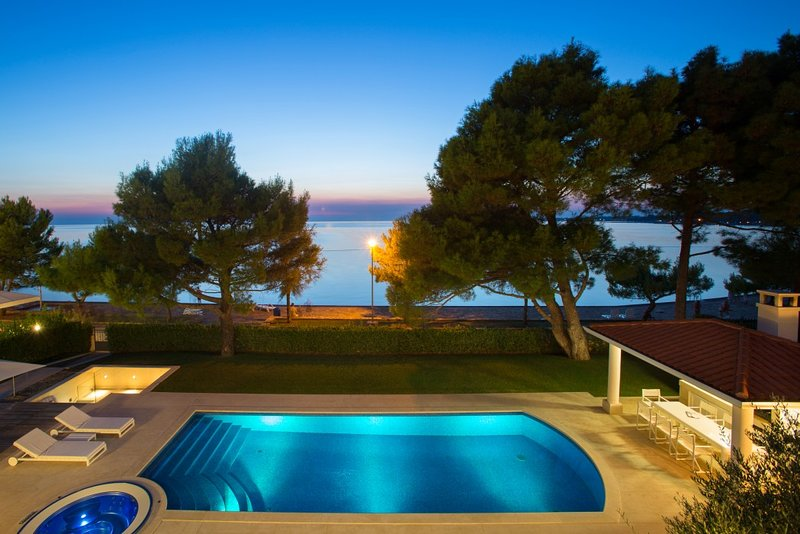Beautiful Villa Spadici, in Istria, with a Pool, vacation rental in Porec