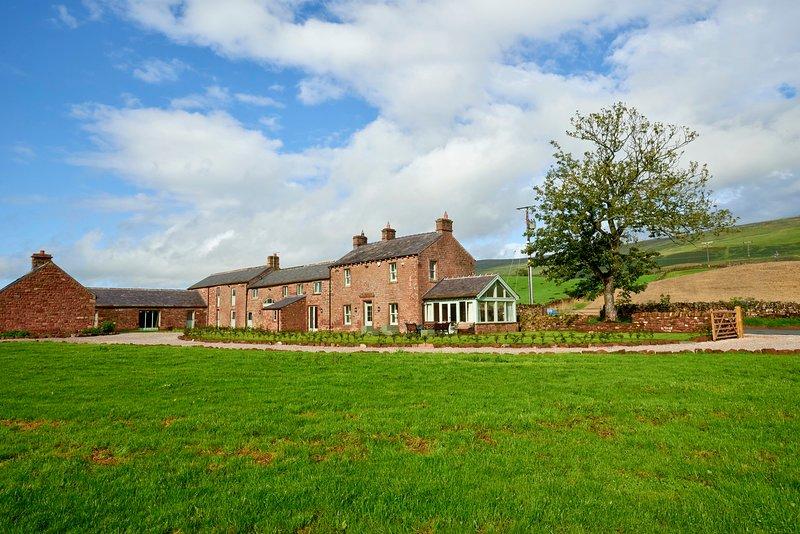 Todd Hills Hall Farm, holiday rental in Renwick