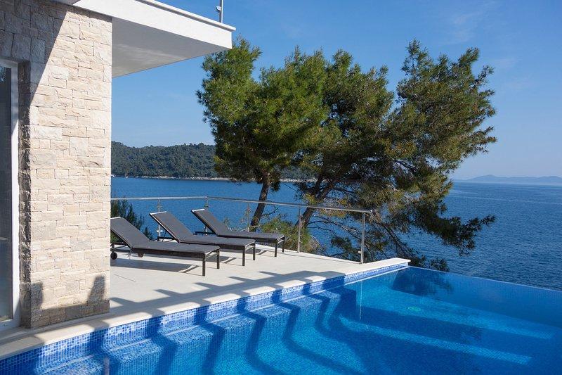 Villa Carpe Croatia, on the Island of Korcula, holiday rental in Smokvica