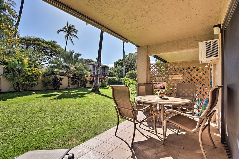 Plan an escape to paradise at this 1-bedroom, 1-bath vacation rental condo!