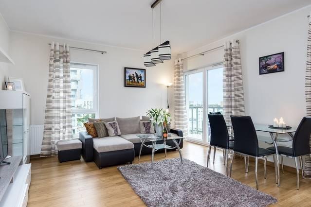Apartament blisko morza, alquiler vacacional en Zukowo