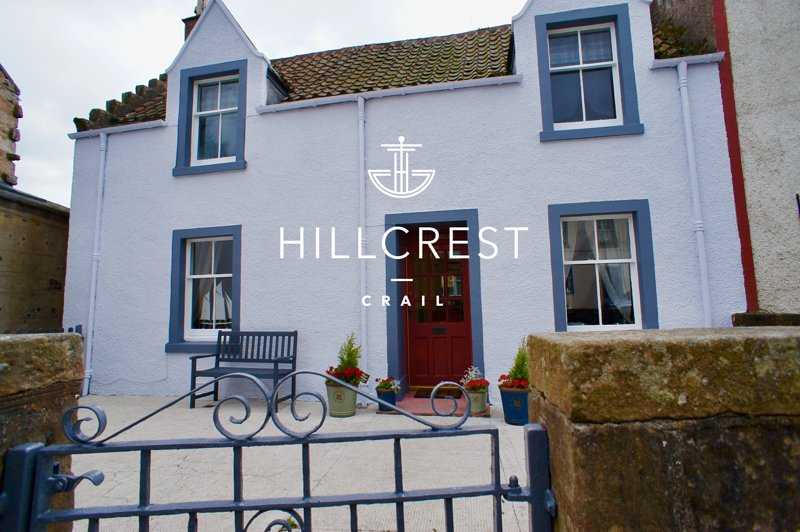 Hillcrest- character cottage in Crail, alquiler vacacional en Crail