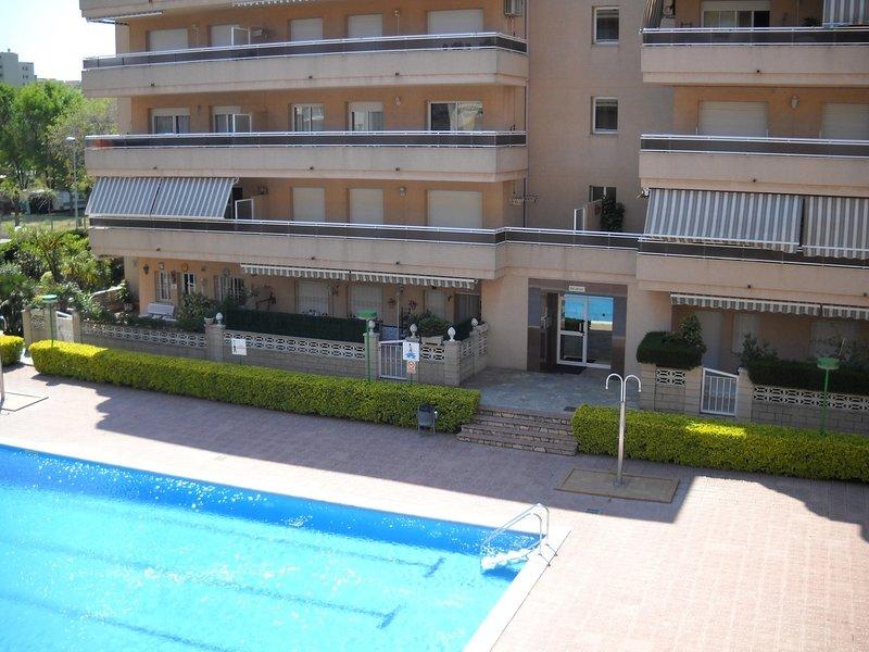 AP Costas - SES ILLES / Two Bedrooms, casa vacanza a Palafolls