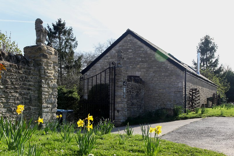 Stable Cottage Entrance